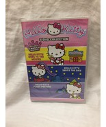 Hello Kitty 3 DVD Collection - $4.95
