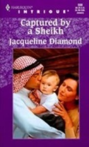Captured By A Sheikh by Jacqueline Diamond