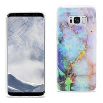 Reiko Samsung Galaxy S8 Edge/ S8 Plus Opal iPhone Cover In Mix Color DTP... - $8.82