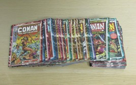 1996 Marvel -Conan Comics Image Marvel Yrs Chromium Card Set (no #90) NM/M - $19.79