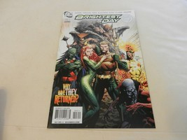 Brightest Day Why Have They Returned? DC Comics #3 August 2010 - $7.42