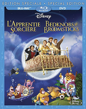 Disney Bedknobs And Broomsticks Blu-ray+DVD