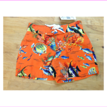 Ralph Lauren Unisex Baby Angel Fish Short, Orange, Size 2/2T - $17.60