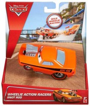 Disney Pixar Cars Wheelie Action Racers - Snot Rod - CDP60 - New - $15.17