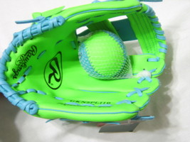 """RAWLINGS YOUTH BALL GLOVE GKN5PL110 SIZE 11"""" NWT & BALL PLAYERS SERIES :... - $29.85"""