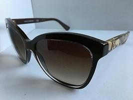 DOLCE&GABBANA D&G Vintage Gradient Butterfly Brown Women's Sunglasses  - $89.99