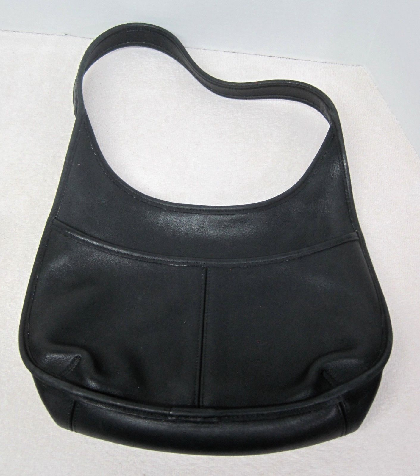3aa5092b588aa8 Older Original Coach Black Leather Purse and 50 similar items