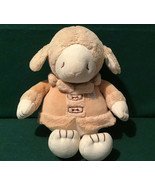 """Miyim Organic Peaceful Dreams Collection 10"""" Annabelle The Lamb Plush - $28.96"""