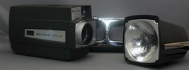 BELL & HOWELL #306 Autoload Optronic EYE Zoom f/1.98 15mm Movie Camera +... - $48.60