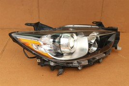 13-16 Mazda CX-5 CX5 Headlight Lamp Halogen Passenger Right RH image 2