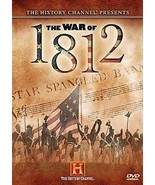 The History Channel Presents The War of 1812 - TWO Volume Set DVDs - $16.99