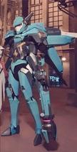 Overwatch Pharah Skin Raptorion Cosplay Armor for Sale - $2,300.00