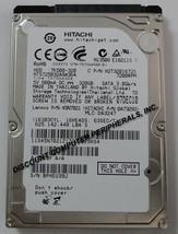 """NEW HTS725032A9A364 Hitachi 320GB 7.2K RPM 2.5"""" 9.5MM SATA II Hard Drive"""