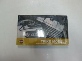 2016 Harley Davidson TRIKE Models Owner's Operators Owners Manual NEW 2016 - $59.35
