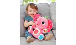 Little Tikes My Buddy Lalaphant Is A Learning Plush That Truly Grows NEW_UK - $46.36