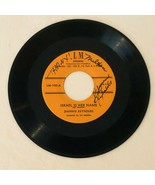 Jeannie Reynolds Autographed Record 45 RPM Little Boy Of Mine Israel Is ... - $9.99
