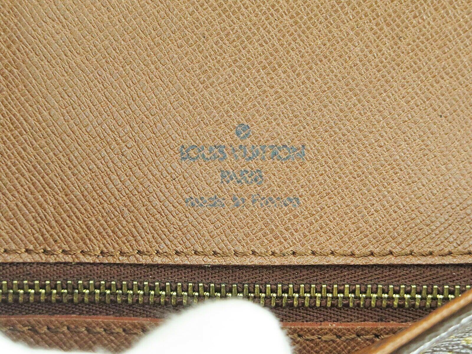 Authentic LOUIS VUITTON Chantilly GM Monogram Canvas Shoulder Bag #29105