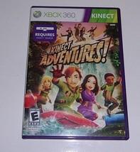 Kinect Adventures  (Xbox 360, 2010) - $11.66