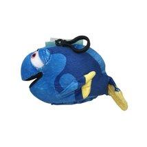 7'' Disney Clip Plush Dory Or Nemo (Blue Dory) - $5.87