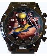 Wolverine Xmen New Gt Series Sports Unisex Gift Watch - £27.34 GBP