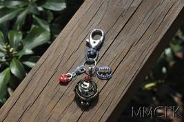 Vampire Keychain Vamp Keyring Vampire Diaries E... - $12.00