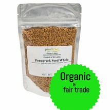 Organic Fenugreek Seeds (Whole) for Cooking, Health, Hair & More - $8.90+