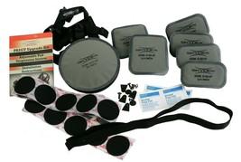 Skydex Ballistic PASGT Helmet Chinstrap w/ Hardware & Pads, Upgrade System - $34.99