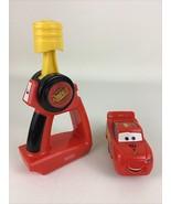 GeoTrax Disney Cars RC Rusteze Lightning McQueen Remote Control Fisher P... - $40.05
