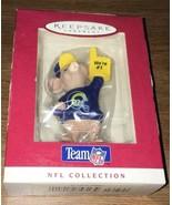 St. Louis (now LA) Rams Hallmark Keepsake Ornament - $9.90