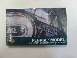 2013 Harley Davidson FLHRSE5 Modelli Owner's Operatori Owners Manuale Nu... - $59.76