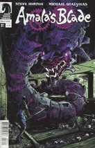 Amalas Blade #3 (of 4) Comic Book 2013 - Dark Horse [Comic] Horton, Steve - $5.99