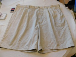 Roundtree & Yorke Expander Waist Mens Shorts 52 x 10 Big Man Classic Fit... - $43.03