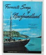 Favourite Songs of Newfoundland  - $10.00