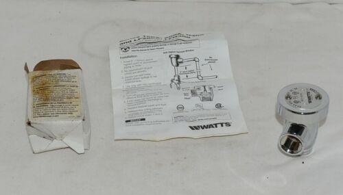 Watts Lead Free 1/2 Inch LF288AC Anti Siphon Vacuum Breaker