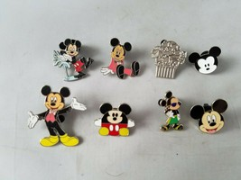 Disney Trading Pins Official Mickey Mouse Theme Lot of 8 Collectible - $24.40