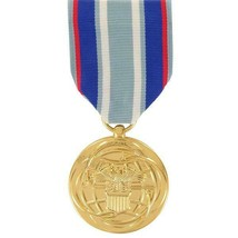 Genuine U.S. Full Size Medal: Air Force Air And Space Campaign - 24K Gold Plated - $17.80