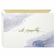 Hallmark Signature Sympathy Card Many Thoughts and Prayers - $6.03