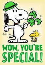 Peanuts® Snoopy St. Patrick's Day Birthday Card - $3.29