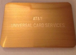 Vintage AT&T Accordion Wallet Address Index Transmission Systems Univers... - $18.77