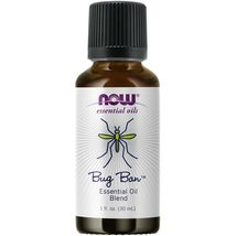 Now Foods Bug Ban Essential Oil Blend - 1 fl oz FRESH - $21.68