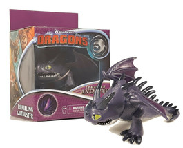 Dreamworks Dragons Legends Evolved Rumbling Gutbuster Mini Figure New in Box - $11.88