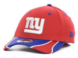 NY New York Giants New Era 39Thirty Viza Slide NFL Team Logo Football Cap Hat - $23.95