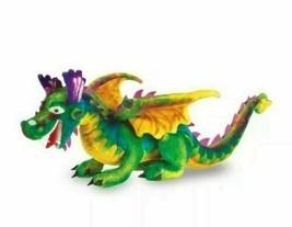 """Melissa & Doug Stuffed Animal Plush Giant Winged Rainbow Dragon 36"""" Sealed - $44.54"""