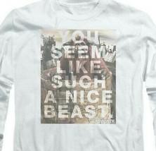 Labyrinth t-shirt You Seem like a nice beast retro 80's movie graphic tee LAB162 image 2