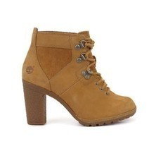 Timberland Women's Glancy' Field Bootie A19B1 Wheat Size 8.5M - $89.75