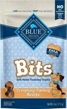 Blue Buffalo Bits Tempting Turkey Natural Soft-Moist Training Treats - $19.99