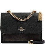 Coach Women's Klare Crossbody Shoulder Leather Handbag - £183.61 GBP