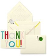 Kate Spade® New York Illustrated Thank You Cards (Set of 10) - $19.16