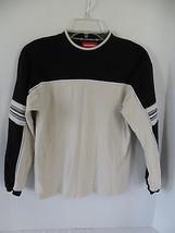 Boy's UnionBay Black/Cream Long Sleeve Shirt Size S - $4.99