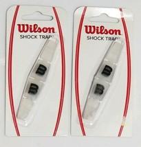 WILSON Tennis Racket Shock Trap Absorbs Shock & Vibration - WRZ521618 - ... - $6.99